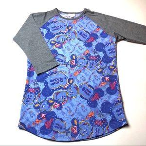 Minnie Mouse LuLaRoe 3/4 sleeve t-shirt